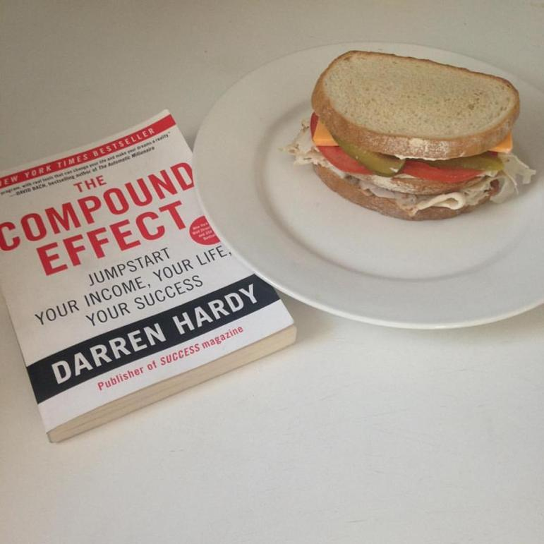 Nothing goes better with a good sandwich than a great book